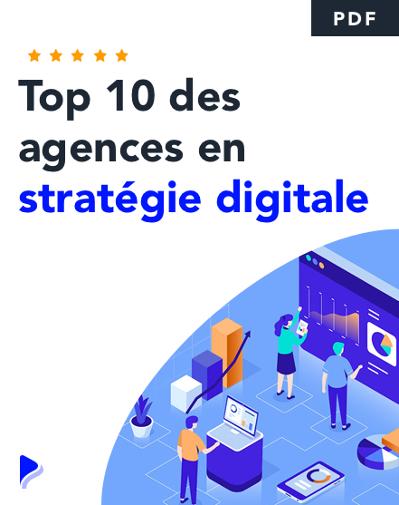 Top 10 agences en strategie digitale